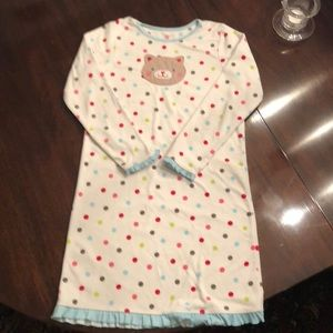 Carter's Fleece Nightgown